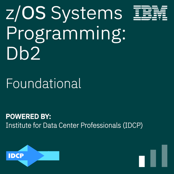 An image of a badge showing proficiency with DB2 Fundamentals